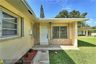 Rental For Rent: 515 SW 20th St