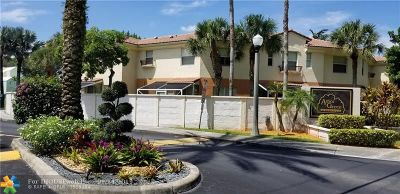 Deerfield Beach Condo/Townhouse For Sale: 2970 Deer Creek Country Club Boulevard