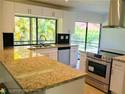 Coral Springs Rental For Rent: 10740 NW 21st Pl