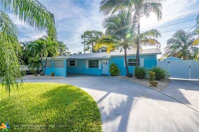 Single Family Home For Sale: 2764 SW 10th St