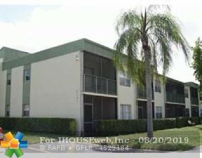 Coral Springs Condo/Townhouse For Sale: 4139 NW 88th Av #207