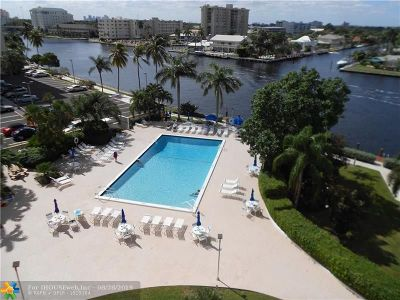 Fort Lauderdale Condo/Townhouse For Sale: 3200 NE 36th St #815