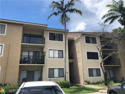 Coral Springs Rental For Rent: 9200 W Atlantic Blvd #1432