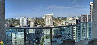 Fort Lauderdale Condo/Townhouse For Sale: 350 SE 2nd St #2960