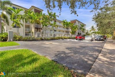 Fort Lauderdale Condo/Townhouse For Sale: 1220 NE 3rd St #308