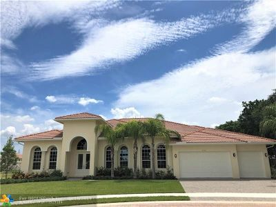 Palm Beach County Single Family Home For Sale: 9762 Captiva Cir