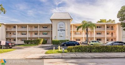 Coral Springs Condo/Townhouse For Sale: 8801 NW 38th Dr #101