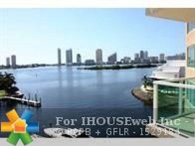 Aventura Condo/Townhouse For Sale: 3340 NE 190th St #1509