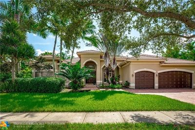 Davie Single Family Home For Sale: 3402 Dovecote Meadow Ln