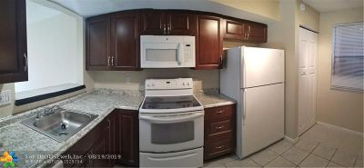 Lauderhill Condo/Townhouse For Sale: 2531 NW 56th Ave #109