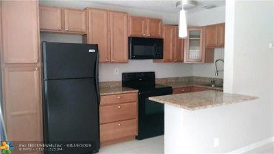 Fort Lauderdale Rental For Rent: 824 NE 17th Terrace #4