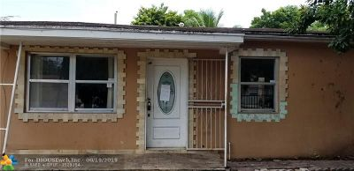 Miami Single Family Home For Sale: 9175 NW 32nd Court Rd