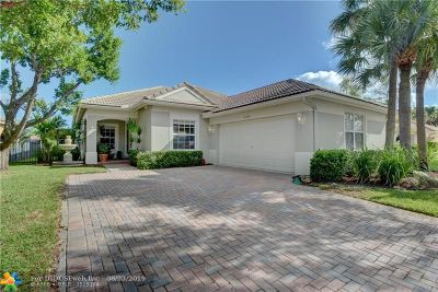 Parkland Single Family Home For Sale: 10999 NW 62nd Ct