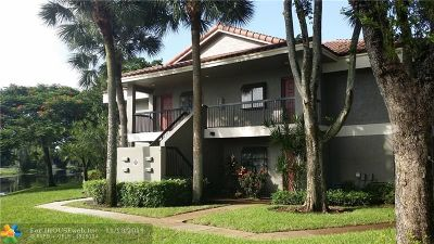 Coconut Creek Condo/Townhouse For Sale: 2431 NW 49th Ter #2431