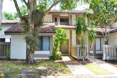 Plantation Condo/Townhouse For Sale: 9291 SW 1st St #703