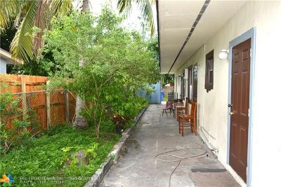 Fort Lauderdale Multi Family Home For Sale: 1460 NW 24th Ter