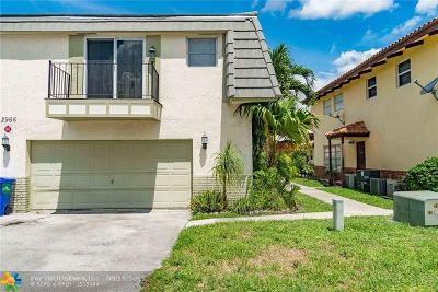 Coral Springs Rental For Rent: 2966 NW 89th Te #15-4