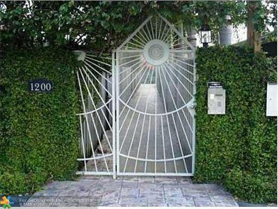 Fort Lauderdale Rental For Rent: 1200 NE 17th Ct #1