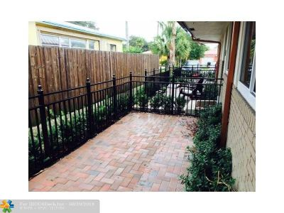 Fort Lauderdale Rental For Rent: 404 SE 16th St #1