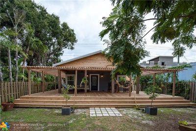 Wilton Manors Rental For Rent: 425 NE 21st St