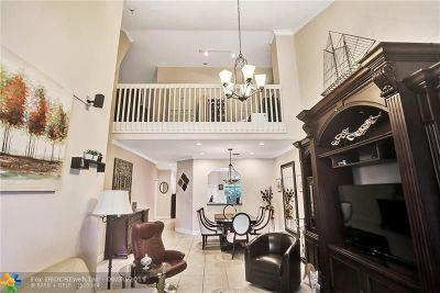 Pompano Beach Condo/Townhouse For Sale: 669 W Palm Aire Dr #669