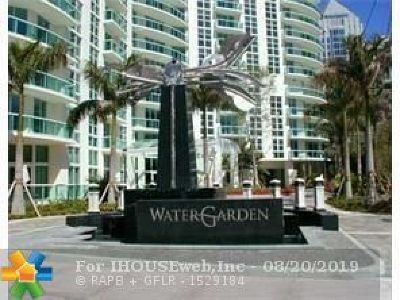 Fort Lauderdale Condo/Townhouse For Sale: 347 N New River #406