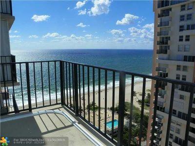 Pompano Beach Rental For Rent: 101 Briny Ave #2306