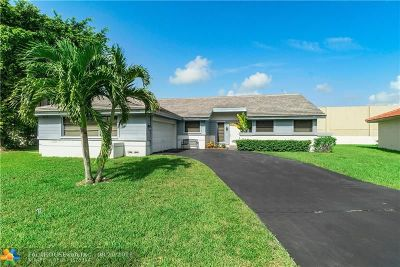 Davie Single Family Home For Sale: 6521 Ridgelock Ct