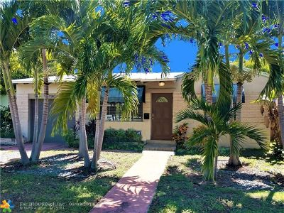 Broward County, Collier County, Lee County, Palm Beach County Rental For Rent: 1140 NE 14th Ave