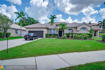 Fort Lauderdale Single Family Home For Sale: 6732 Mariposa Cir