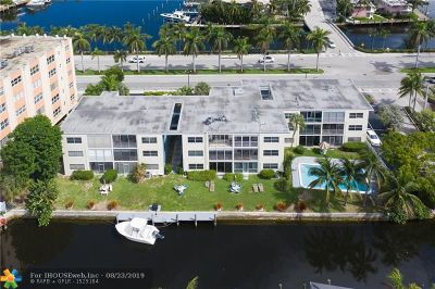 Fort Lauderdale FL Condo/Townhouse For Sale: $195,000