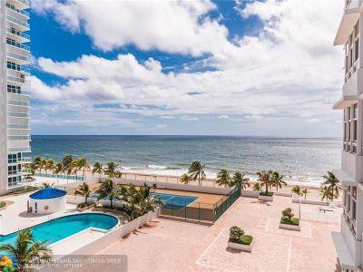 Rental For Rent: 1370 S Ocean Blvd #705