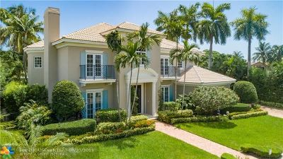 Fort Lauderdale Single Family Home For Sale: 712 SE 25th Ave