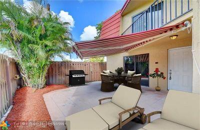 Boca Raton Condo/Townhouse Backup Contract-Call LA: 22916 Oxford Pl #D