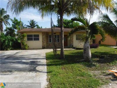 Miramar Single Family Home For Sale: 6501 SW 21st St