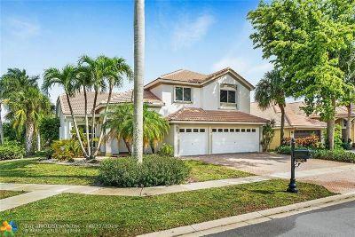 Boca Raton Single Family Home For Sale: 10683 Saint Thomas Dr