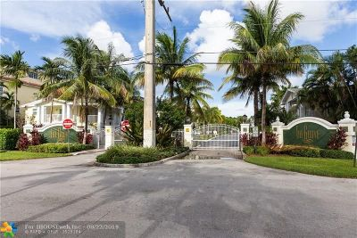 Wilton Manors Rental For Rent: 2660 NE 8th Ave #105