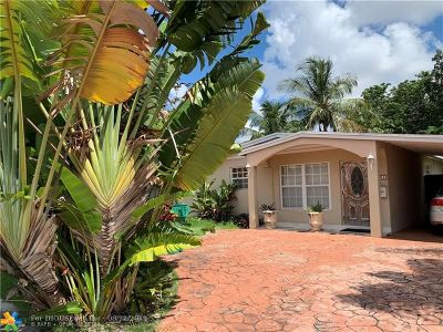 Miami Single Family Home For Sale: 9801 SW 85th St