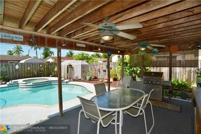 Davie Single Family Home For Sale: 7770 NW 39th St