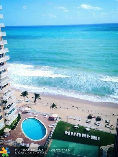 Rental For Rent: 3800 Galt Ocean Drive #1501