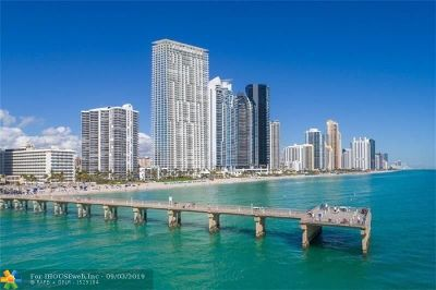 Sunny Isles Beach Condo/Townhouse For Sale: 16901 Collins Ave #2601