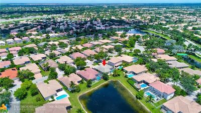 Coral Springs Single Family Home Backup Contract-Call LA: 12346 NW 51st St