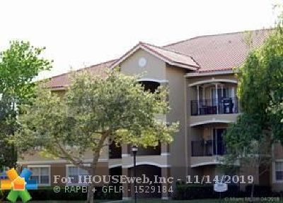 Pembroke Pines Condo/Townhouse For Sale: 11700 SW 2nd St #13107