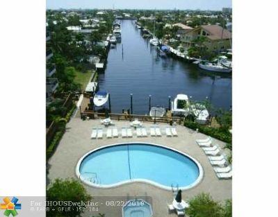 Pompano Beach Rental For Rent: 1421 S Ocean Blvd #315