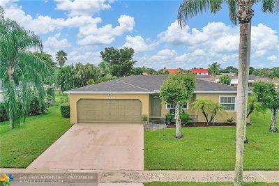 Boca Raton Single Family Home For Sale: 10860 Eureka St