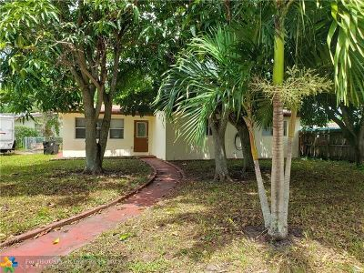 Fort Lauderdale Single Family Home For Sale: 1536 NW 12th Ave