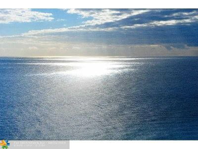 Sunny Isles Beach Condo/Townhouse For Sale: 16699 Collins Ave #2401