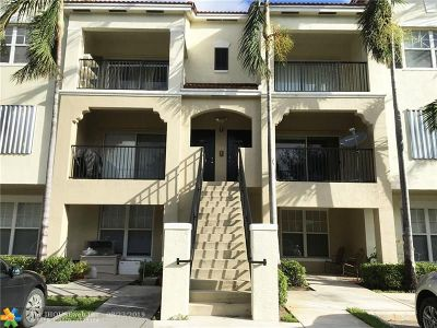 Coral Springs FL Condo/Townhouse For Sale: $197,000
