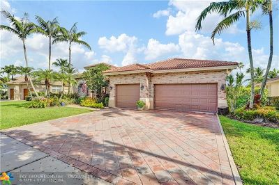 Cooper City Single Family Home Backup Contract-Call LA: 12941 Country Glen Dr