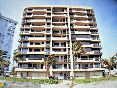 Rental For Rent: 1300 S Ocean Blvd #404
